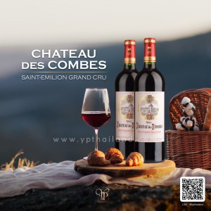 CHATEAU Des Combes Saint-Emilion Grand Cru